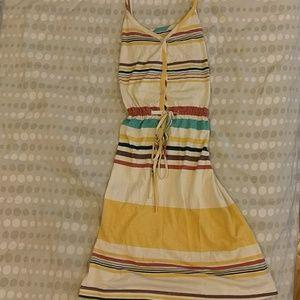 Retro like Striped Dress